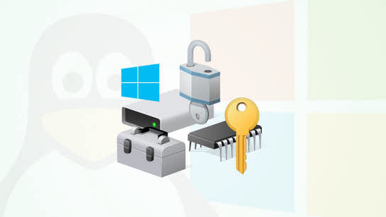 Notes on dual-booting Linux with BitLocker Device Encryption
