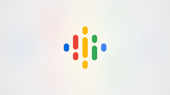 The Google Podcasts icon.