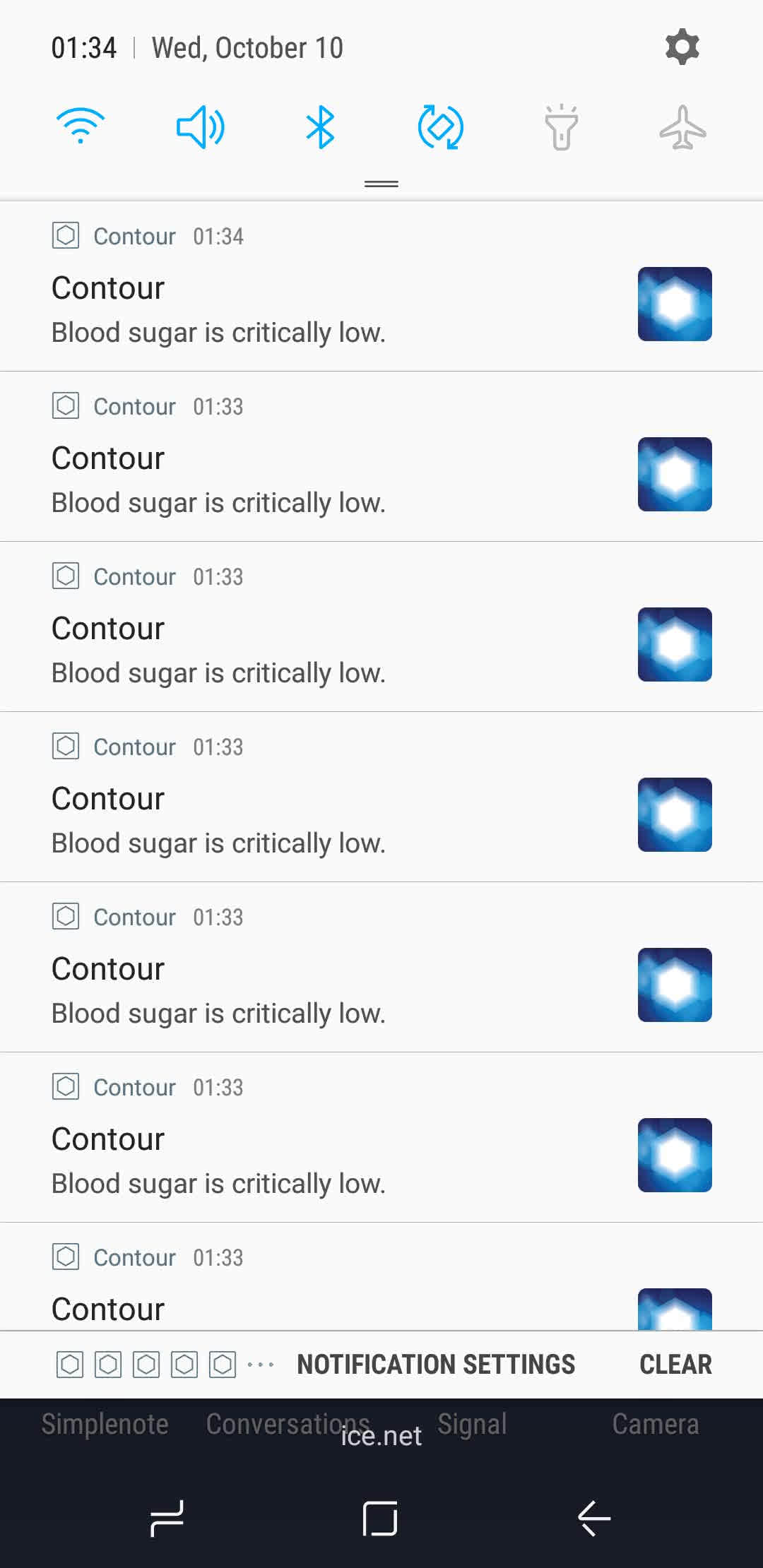 Contour Diabetes app, Bluetooth, and why diabetics can't have nice