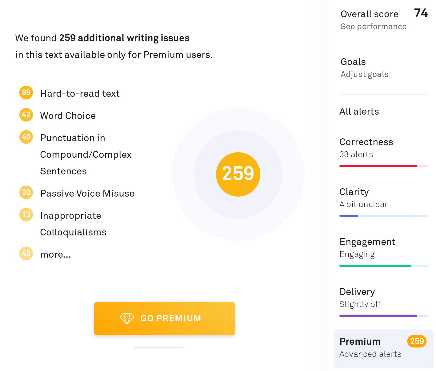 Grammarly Costs Fundamentals Explained
